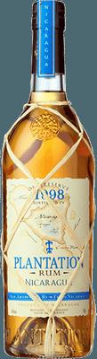 Medium plantation nicaragua 1998 rum