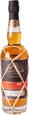 Medium plantation 2004 haiti single cask