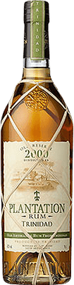 Medium plantation trinidad 2000 rum