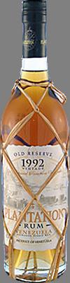 Plantation venezuela 1992 rum