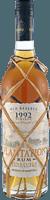 Small plantation venezuela 1992 rum