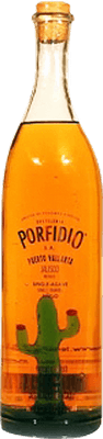 Medium porfidio single  barrel anejo rum