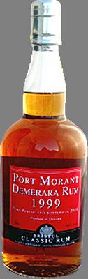 Port morant 1999 demerara rum 1999 rum