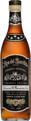 Medium ron del barrilito reserva suprema 5 stars