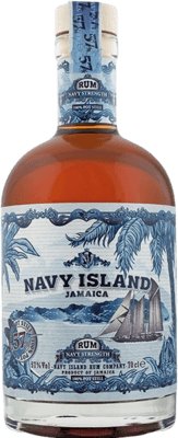 Medium navy island navy strenght