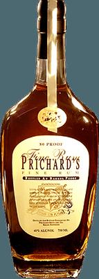 Medium prichard s cranberry rum