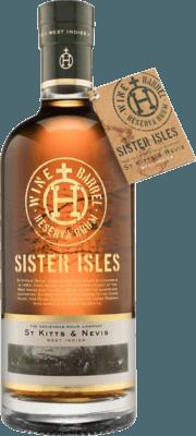 Medium sister isles wine barrel reserva