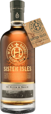 Medium sister isles wine barrel reserva