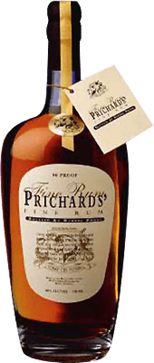 Medium prichard s fine rum