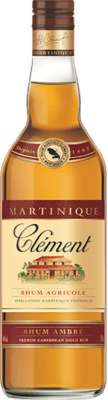 Medium clement ambre rhum