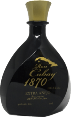Medium ron cubay 1870 extra anejo