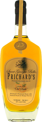 Prichard s peach mango rum