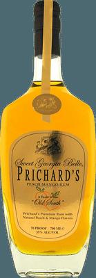 Medium prichard s peach mango rum