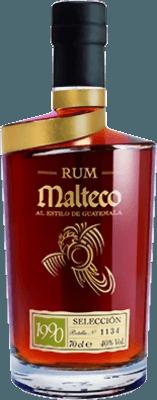 Medium ron malteco 1990
