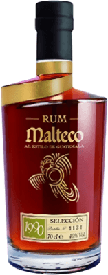 Medium ron malteco 1990