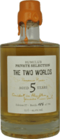 Small rum club private selection the two worlds 5 year