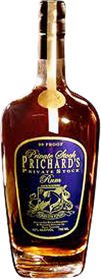 Prichard s private stock rum