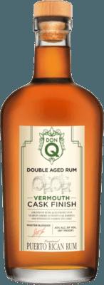 Medium don q vermouth cask