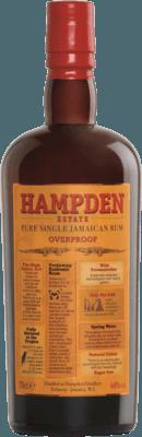 Medium hampden estate pure single jamaican overproof
