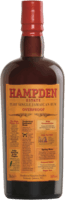Small hampden estate pure single jamaican overproof