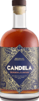 Small candela mamajuana 750ml front bottle lr