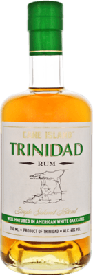 Cane Island Trinidad Single Island Blend rum