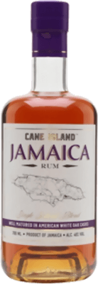 Medium cane island jamaica single island blend