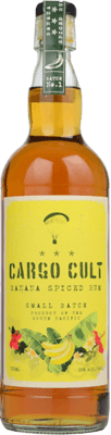 Medium cargo cult banana spiced
