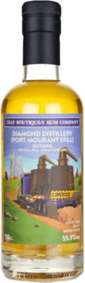 Medium that boutique y rum company diamond distillery port mourant still guyana 9 year