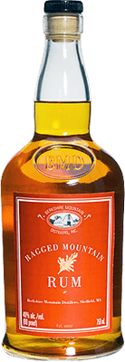 Medium ragged mountain rum rum