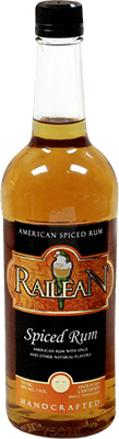 Medium railean spiced rum 400px