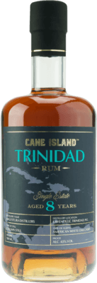 Medium cane island trinidad 8 year