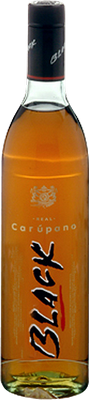 Real carupano black rum