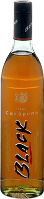 Medium real carupano black rum