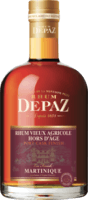 Small depaz port cask finish