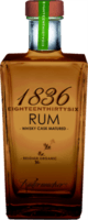 Small 1836 whisky cask matured