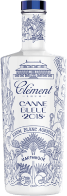Medium clement 2018 canne bleue