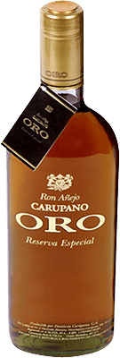 Medium real carupano oro rum