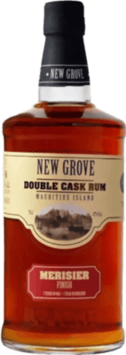 Medium new grove double cask merisier finish