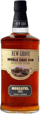 Medium new grove double cask moscatel finish