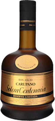 Medium real carupano solera centenaria rum