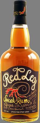 Red leg spiced rum