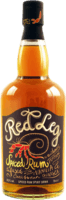 Small red leg spiced rum
