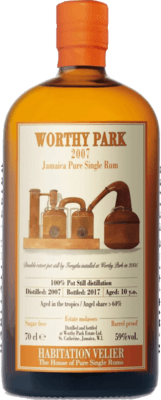 Medium habitation velier worthy park 2007