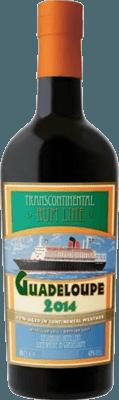 Medium transcontinental rum line guadeloupe 2014