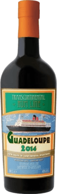 Medium transcontinental rum line guadeloupe 2014