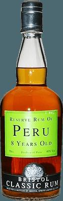 Medium reserve rum of peru 8 years old rum
