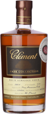 Medium clement cask collection