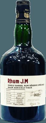 Medium rhum jm single barrel reserve speciale