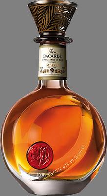 Bacardi de maestros de ron  vintage  mmxii rum